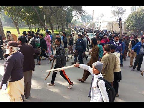 قتل شخصين في احتجاج على اغتصاب وقتل طفلة في باكستان  - 11:23-2018 / 1 / 11