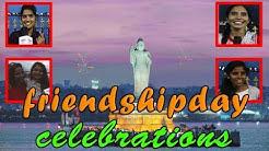 FRIENDSHIP DAY CELEBRATIONS     HYDERABAD GIRLS