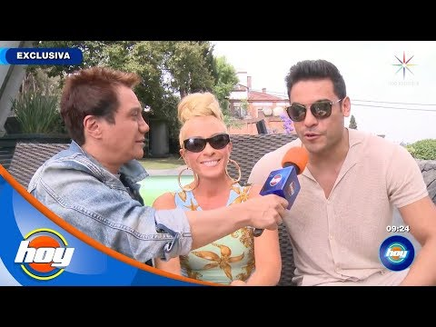 Yuri y Carlos Rivera graban videoclip de 'Ya no vives en mí' | Hoy