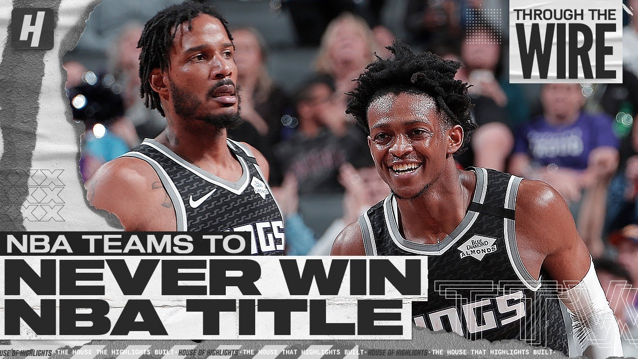 Top 5 NBA Teams to Never Win A Title | Through The Wire Podcast