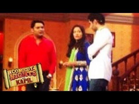 Preetika rao and harshad arora in comedy nights with kapil