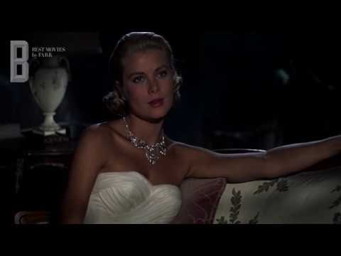 """Grace Kelly's Last Hitchcock Film: """"To Catch A Thief"""" (1955)"""