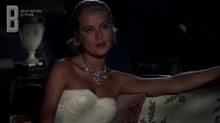 Grace Kelly S Last Hitchcock Film To Catch A Thief 1955