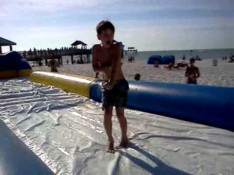 Dylan @ Clearwater beach 2013