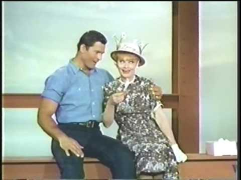 Clint Walker and Lucy Part 1