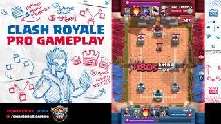 PEKKA Royal Hogs Control   12 Win GC   iAmJP