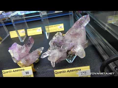 EuroMineralExpo 2017 Torino, International Exhibition Of Minerals & Fossils (6)