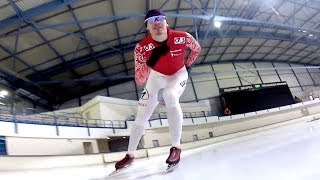 GoPro: Speed Skating In Russia