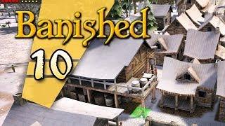 Banished #010 [GER] - Alles muss Stein sein - Let