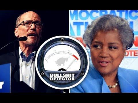 Tom Perez & Donna Brazile Respond to Backlash From Progressives