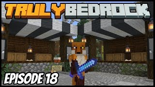 How To Steal A Shop! - Truly Bedrock (Minecraft Survival Let's Play) Episode 18