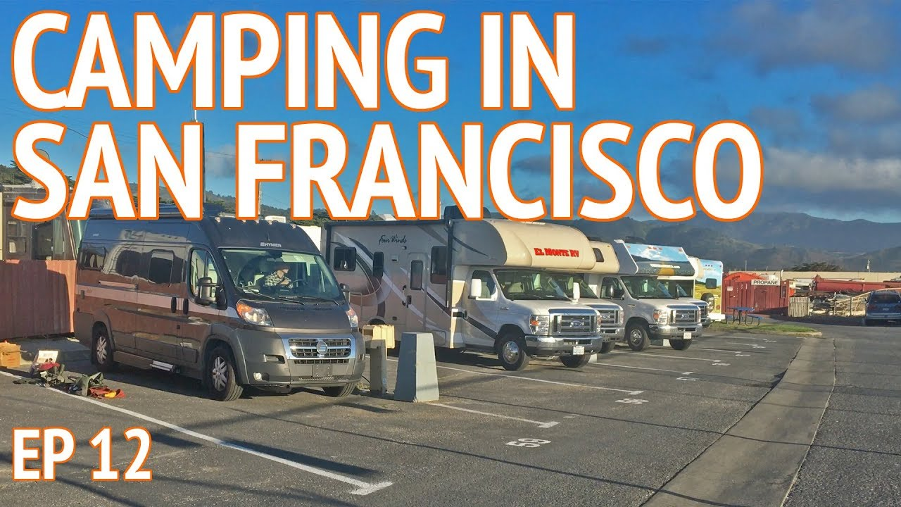 Camping San Francisco Bay Area