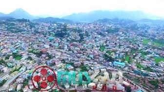 View of Pithoragarh