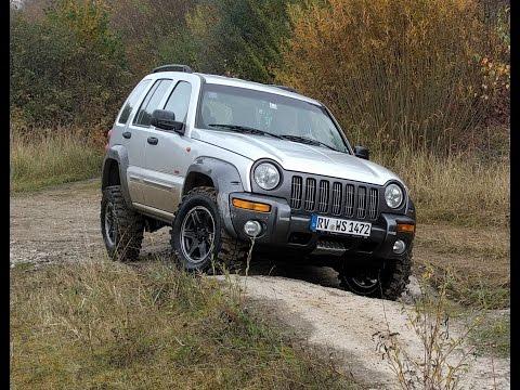 Jeep Cherokee Liberty KJ  Off Road Test HD