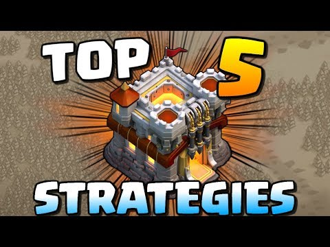 Top 5 BEST TH11 Attack Strategies in Clash of Clans!