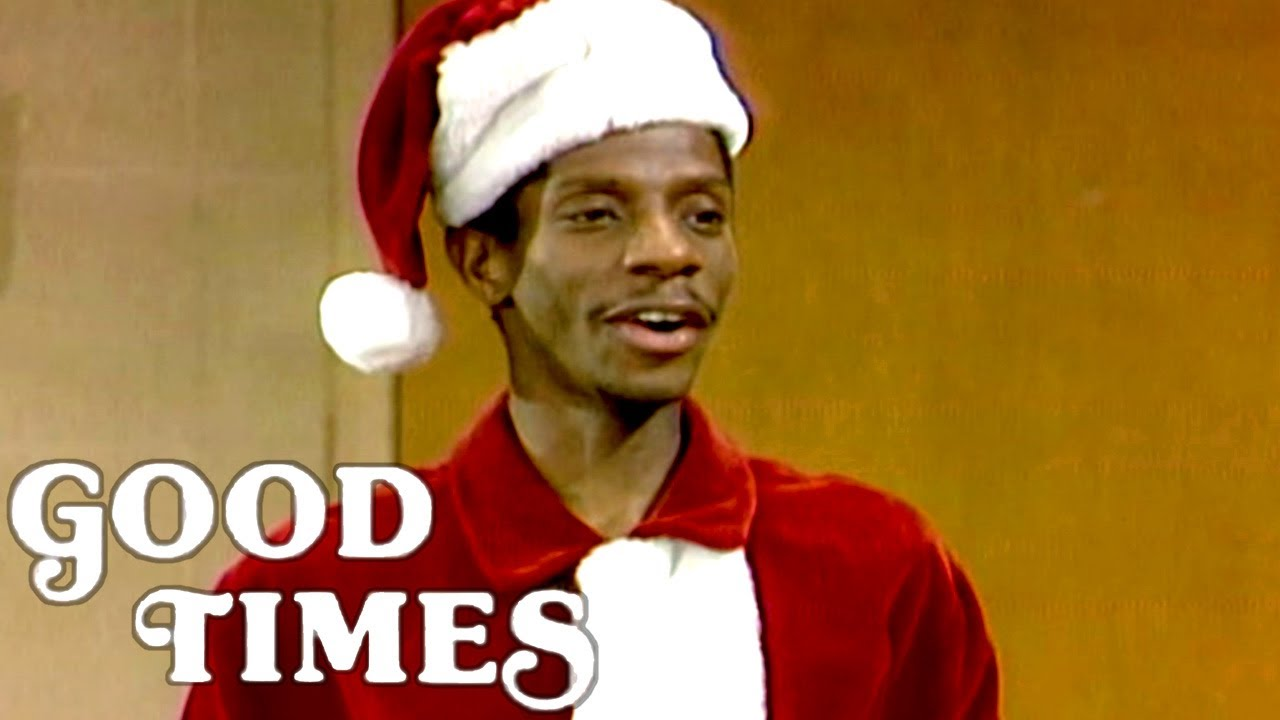 The Evans Get Ready To Celebrate Christmas Together | Good Times