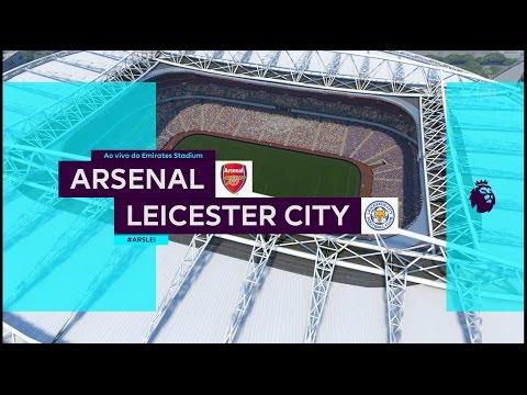 Arsenal x Leicester City - Gameplay Pedido por Inscritos - Emirates Stadium - Lendário