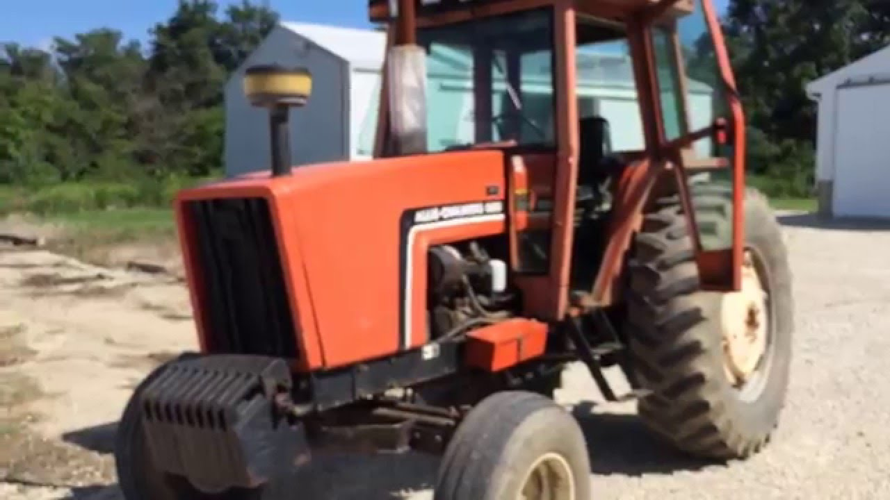 Allis Chalmers 6080 For Sale Youtube