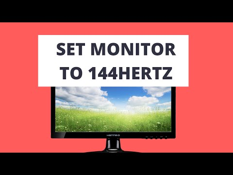how-to-change-monitor-refresh-rate-to-144hz