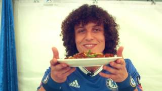 Singaporean Cooking Challenge ft Cahill, David Luiz & Ake
