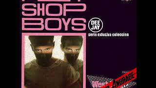 PET SHOP BOYS - West End Girls (1984)