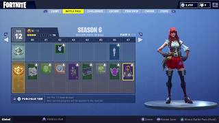 Fortnite - Fable (Season 6 Battle Pass Tier 47 Reward)