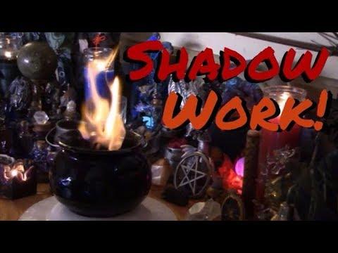 Shadow Work (Ritual Walkthrough) | 9/31 Days Of Samhain