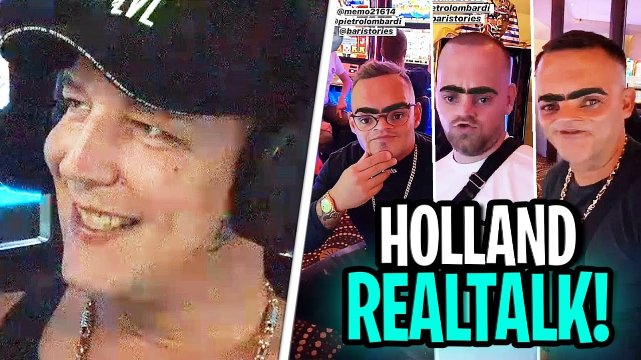 REALTALK zum Holland Trip!😎 nächstes PROJEKT MALLORCA?😱 MontanaBlack Realtalk