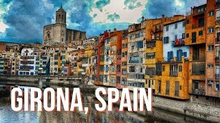 Здесь Снимали Игру Престолов и Парфюмер: ЖИРОНА Своим Ходом! Путешествие по Испании! Girona, Spain.