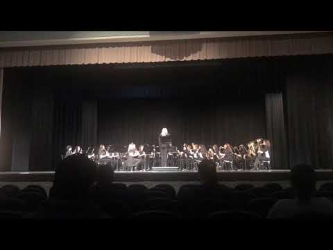 Rainbow Middle School MPA song 2
