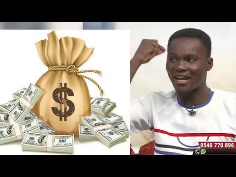 How to Get Money by Prophet Opatafour 9/12/18