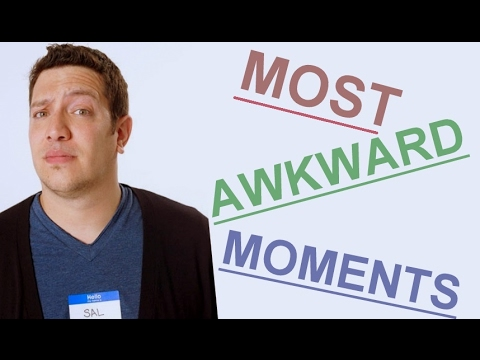 Impractical Jokers  Sal's Most Funniest Awkward Moments