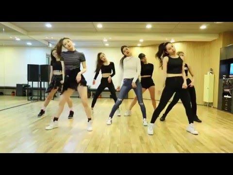 ANDA - TAXI (Dance Practice)