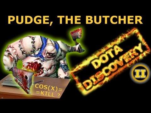 видео: Дота. Пудж. Секреты хука для продвинутых. pudge hook master. dota discovery