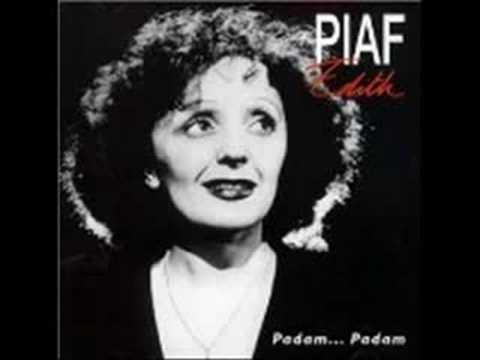 Клип Édith Piaf - La foule