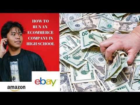 How to Run a Replenishables ebay/Amazon Business at 15 w/ resale._.addicts