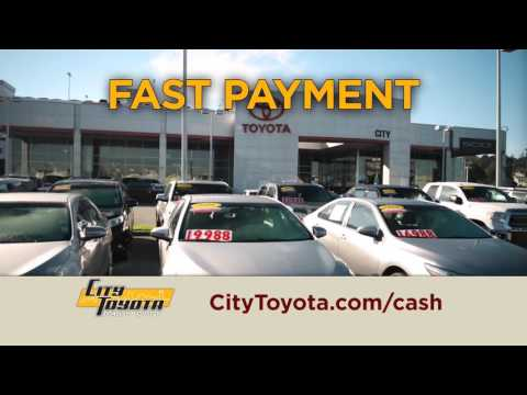 City Toyota Of Daly City   Cash For Cars