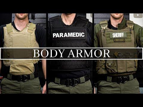 Body Armor Basics / Recommendations