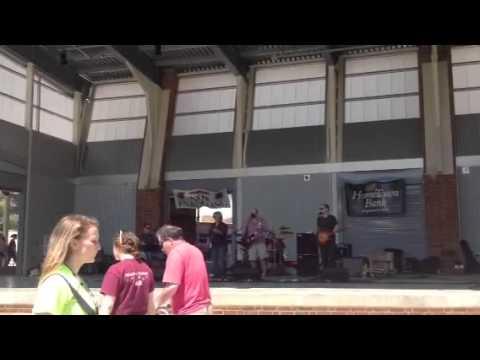 Dirty Rumors at Strawberry Festival Roanoke 5
