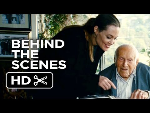 Unbroken Behind The Scenes - Legacy (2014) - Angelina Jolie, Louis Zamperini Movie HD