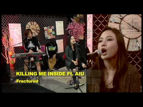 Fractured - Killing Me Inside Feat  AIU | Shazam