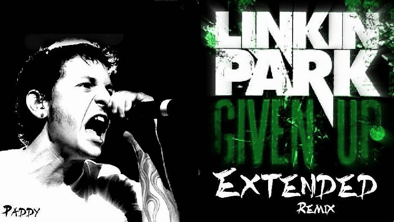musica do linkin park given up