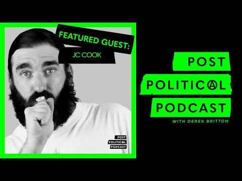 Post Political Podcast - Episode 030: JC Cook