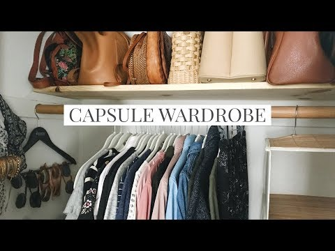 7 Questions About Capsule Wardrobes