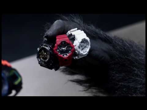 G-Shock Absolute Toughness | Black & Gold (Teaser 1)