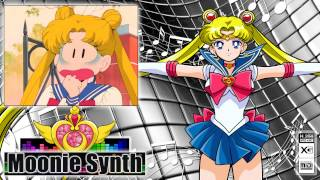 Sailor Moon - AI No Senshi ~Soft Mix  (1080p HD) 「MoonieSynth」