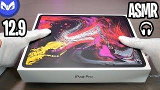 ASMR UNBOXING iPad Pro 12.9 2018
