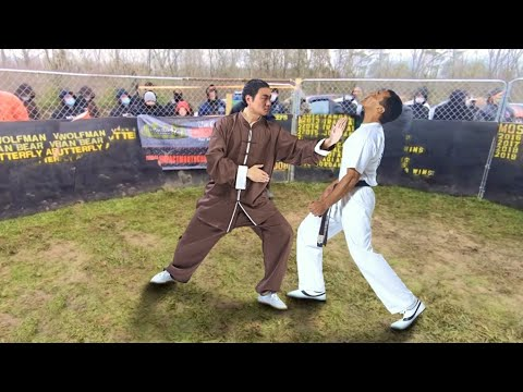Download Wing Chun vs Krav Maga   Unbelievable fight