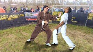 Wing Chun vs Krav Maga | Unbelievable fight