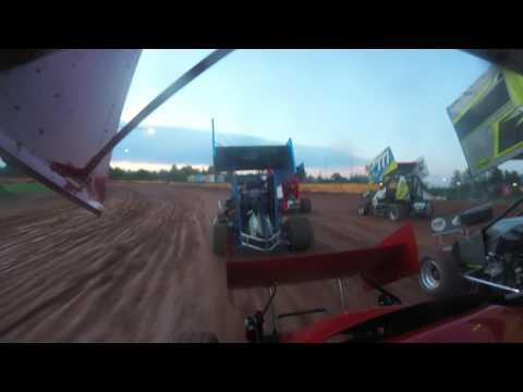 7 22 17 Tomahawk Feature Race